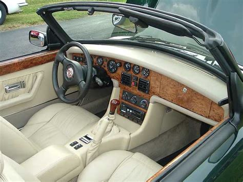 Design Your Own Virtual Home Rare Scott Miller S Lhd Mg Rv8 By Greg Myer British V8