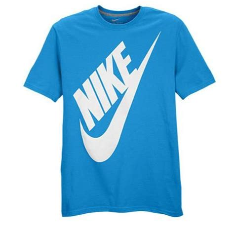 Branded Shirt Branded T Shirt Nike In Blue Color T Shirts