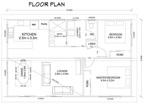 Design Bathroom Floor Plan by Kit Homes Brisbane Kit Homes Sydney Kit Granny Flats