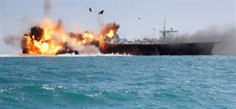 combien de temps l us navy pourrait survivre dans une