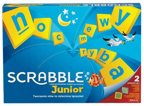 scrabble junior scrabble junior internetowa hurtownia zabawek