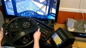 Steering Wheel For Omsi 2 Omsi Dash 28 12 13