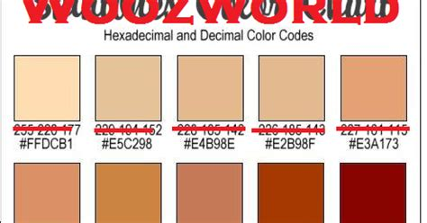skin color code wooz world secret adventurez skin colour codes c