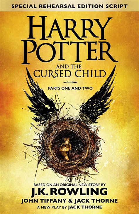 Ori Harry Potter And The Cursed Child Part One And Two Playscript 18 books everyone will be talking about this summer