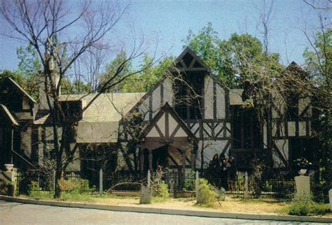 six flags haunted house original haunted house at six flags great adventure