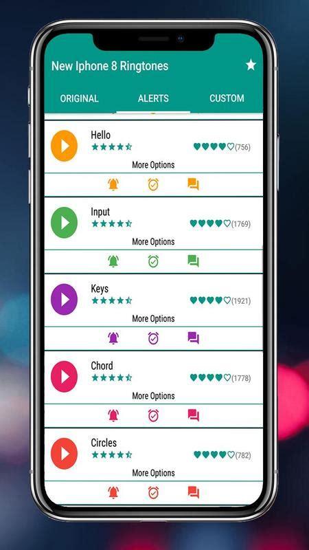 iphone  ringtones  android apk