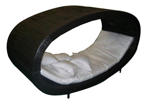 round chaise lounge outdoor wicker beach chaise lounge outdoor round bed aluminium