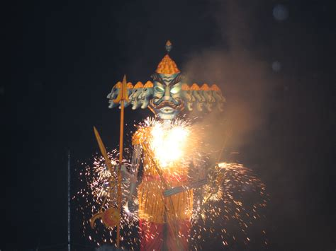 dussehra 2017 celebrations different ways of celebrating