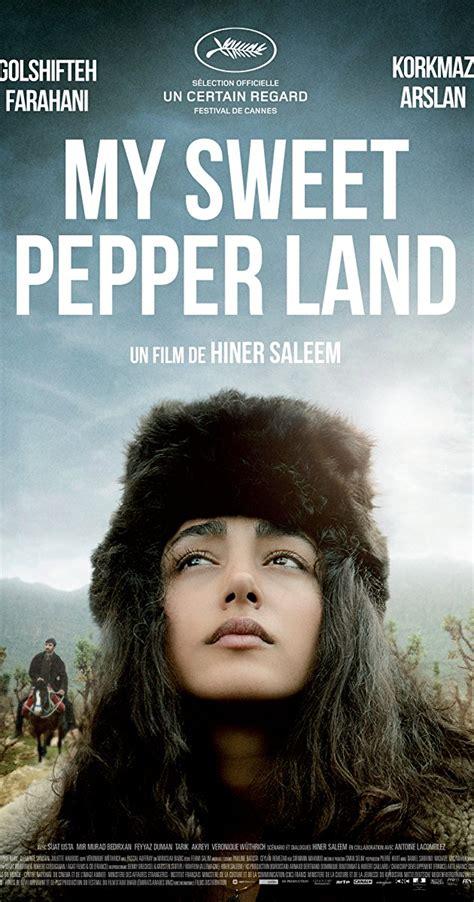 my sweet my sweet pepper land 2013 imdb