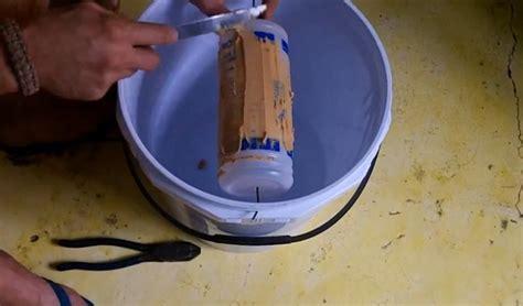 cara membuat jebakan tikus sederhana dari botol plastik cara membuat jebakan tikus sederhana kir ak 31