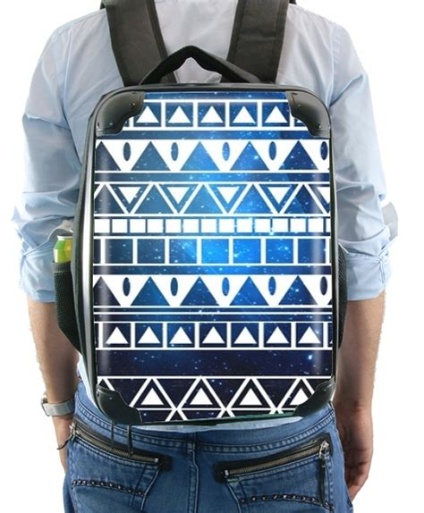 tribal pattern backpack tribal aztec pattern blue for backpack