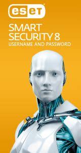 eset smart security 5 username and password get eset smart security 8 username and password