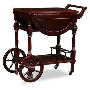 Dining Room Serving Cart 819 Rosewood Ming Style Tea Cart 630 241 2888