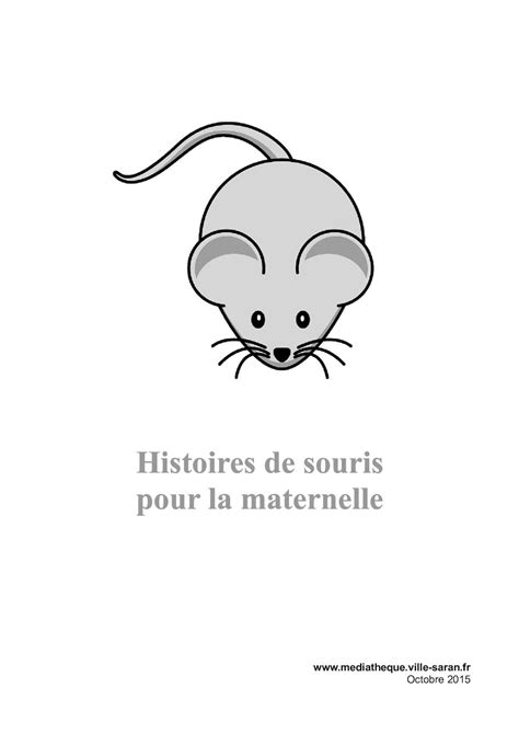 Calaméo - Histoires de souris pour la maternelle