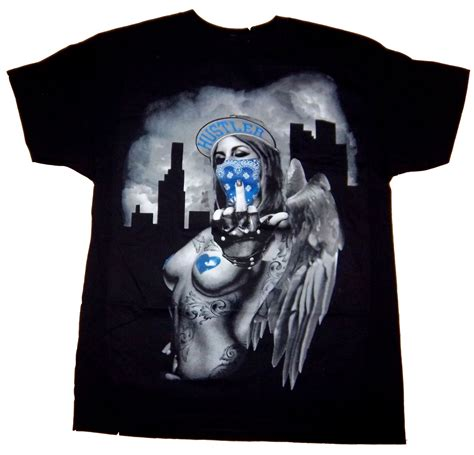 T Shirt Hustle Fly hustler brand apparel now at upyourtee upyourtee