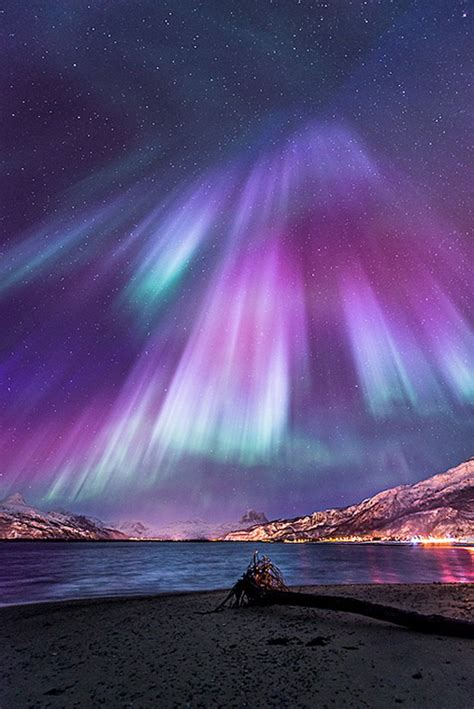 northern norway northern lights top 10 most stunning photos of the northern lights top