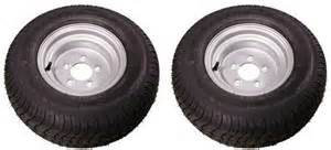 Snowmobile Trailer Tire Upgrade 20 5x8x10 205 65 10 Triton Snowmobile Trailer Tire Ebay