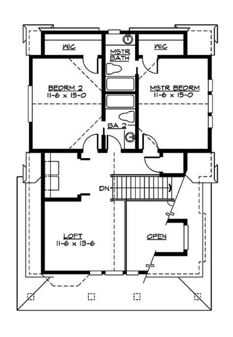 Red Alder 3206   2 Bedrooms and 2.5 Baths   The House