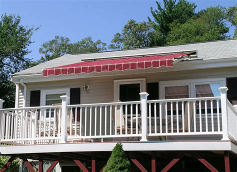 retractable awnings boston sunspaces awnings retractable awnings boston ma