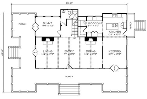 carolina house plans carolina island house coastal living southern living