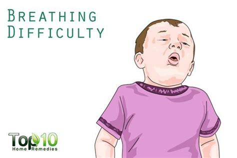 trouble breathing 10 children s health symptoms you shouldn t ignore top 10 home remedies