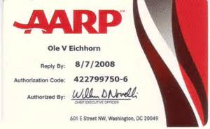 aarp card template senior citizens this is your america on gop still want