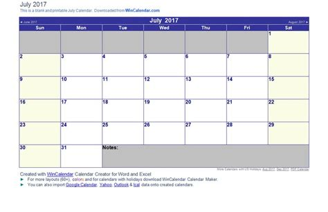 Calendar Template 2017 Microsoft Word 7 Places To Find Free Microsoft Word Calendar Templates