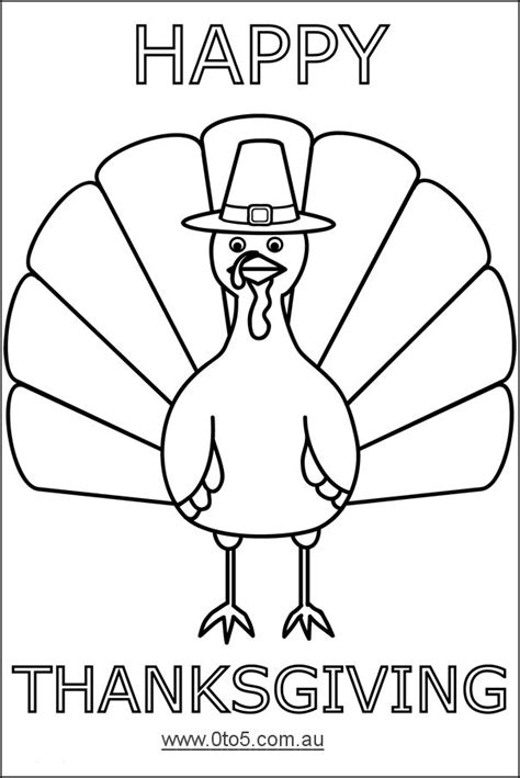 printable template turkey printable turkey template happy thanksgiving turkey