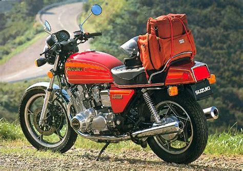 81 Suzuki Gs 1000 Suzuki Gs1000g Gs1000gl