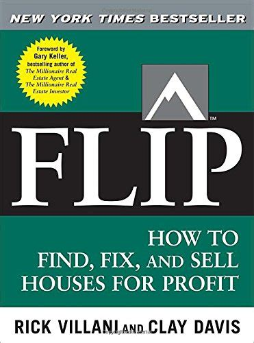 buy and sell houses for profit flip how to find fix and sell houses for profit rick villani shopswell
