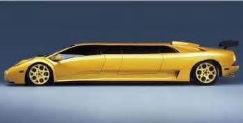 lamborghini limousine review and specification car
