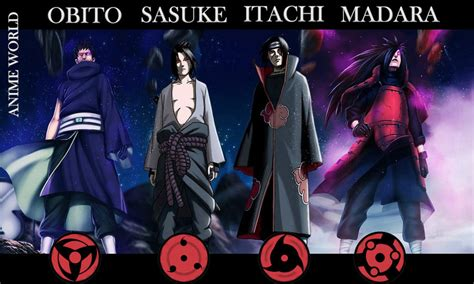 all out uchiha battle