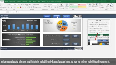 sales database template sales report template excel dashboard for sales managers