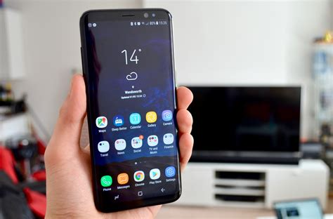 samsung galaxy phone review samsung galaxy s8 review the best phone of 2017 so far