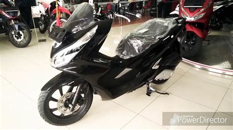 Pcx 2018 Warna Merah by New Pcx 2018 Warna Hitam Dan Merah