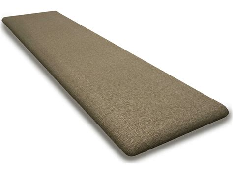 bench seat with cushion polywood 174 rockford replacement bench seat cushion xpws0049