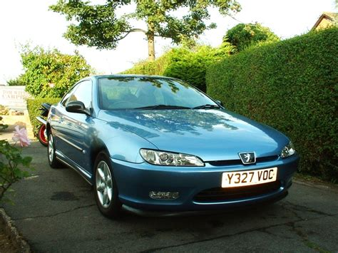 peugeot company car peugeot 406 coupe was my company car at gilesports plc