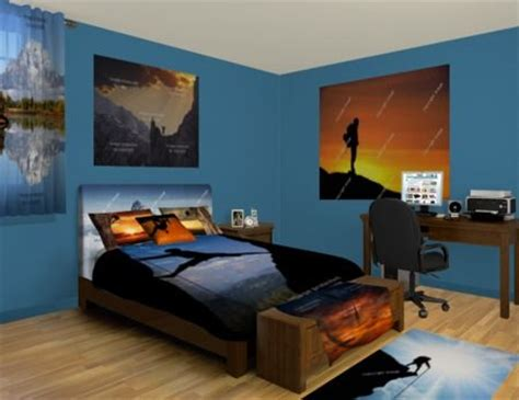 rock climbing bedroom within this rock climbing themed room is an exciting and