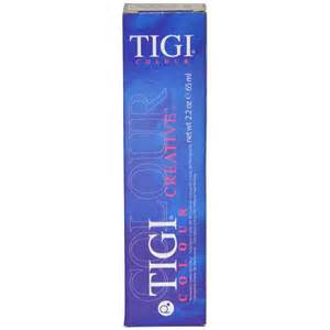 tigi hair color tigi colour creative 10 07 light ash