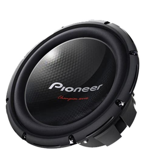 Subwoofer 12inch Pioneer Ts W311d4 pioneer ts w311d4 12 inch chion series coil