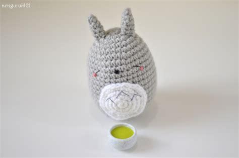 amigurumi pattern totoro free sleeping totoro amigurumi pattern amigurumei あみぐるメイ