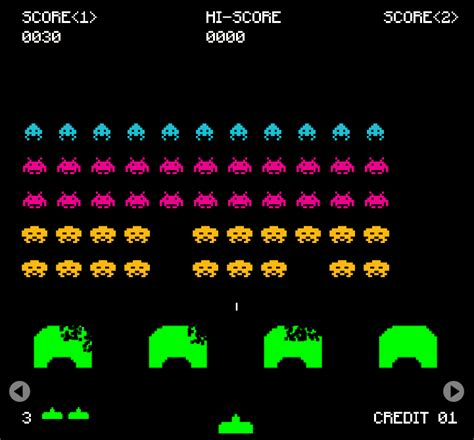 Space Invaders by These Are The Running Gaming Titles Of All Time