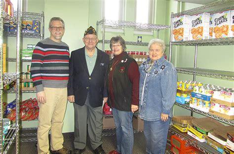Harrison Food Pantry by Glen Hill Post 247 Cedar Springs Post Newspaper