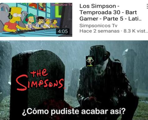top memes de los simpsons en espanol memedroid