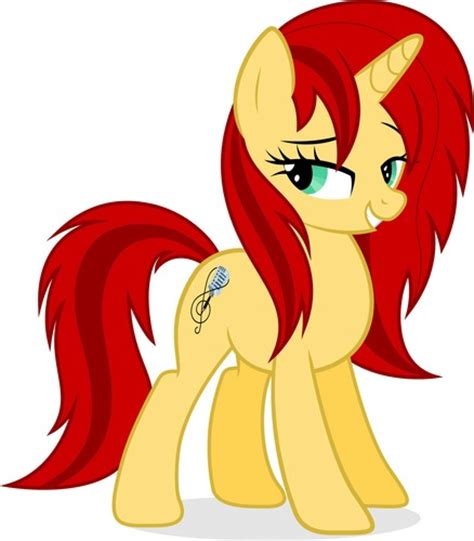 Monstar Popstar Yellow my pony friendship is magic images rocky note hd