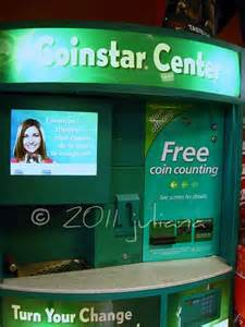 nearest coinstar machine one year of change juliana s lair