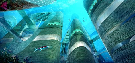 Eco Homes Plans by Atlantis At Last See China S Designs For Underwater