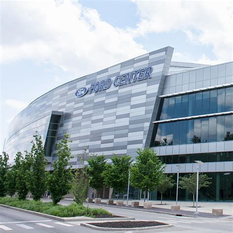 the ford center thefordcenter