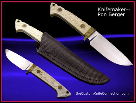 knife connection the custom knife connection the worlds finest knives