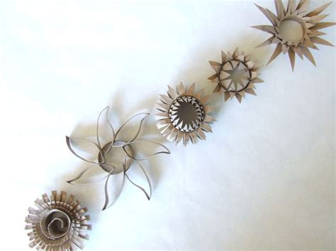 Make Toilet Paper Flowers - michele made me series 1 part 2 the feast of the